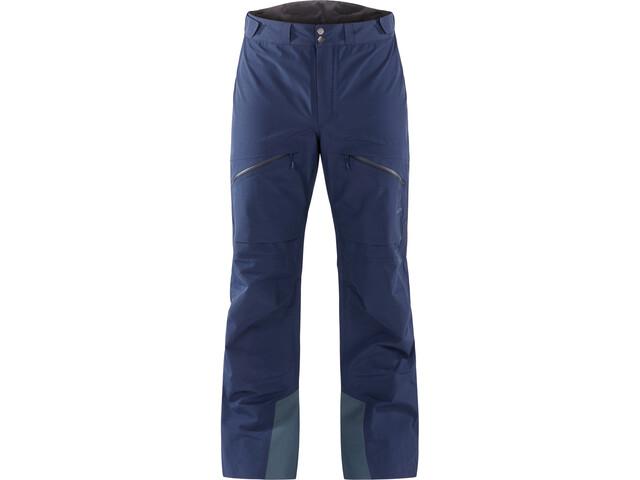 Haglöfs Nengal 3L PROOF Pants Herr tarn blue